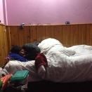 Bibberen in bed op 33 weken, tijd om naar huis te gaan