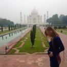 23 weken Taj Mahal